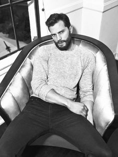 Jamie Dornan Life: NEW Outtakes from Variety Photoshoot