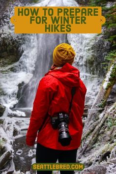 Planning a winter hike? Here's how to prepare for Winter Hiking. This tips will help you prep for snowy hikes and learn how to hike in winter safely. Winter Hiking, Winter Camping, Camping And Hiking, Winter Travel, Winter Fun, Camping Ideas, Camping Hacks, Backpacking Tips, Hiking Tips