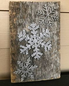 Hey, I found this really awesome Etsy listing at https://www.etsy.com/listing/494428041/snowflake-string-art