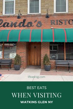 Best Eats When Visiting Watkins Glen Ny Restaurants, Watkins Glen Restaurants, Watkins Glen New York, Local Attractions, Best Places To Eat, Amazing Destinations, Vacation Spots, Day Trips, Travel Ideas