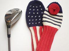 Paris meets California Golf Club Covers