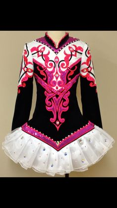 Irish Dance Solo Dress by Prime dress designs