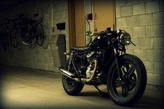 Moto-Mucci: DAILY INSPIRATION: Jonath Forget's 1979 Honda CX500 Custom