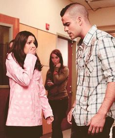when did rachel and puck start dating