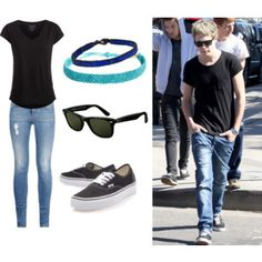 """Inspired In Niall Horan I"" by yuliziithax on Polyvore"