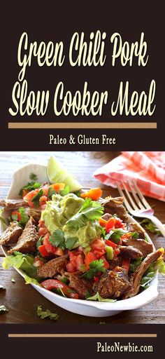Make your own homemade fresh-mex bowl of hearty goodness similar to Chipotle's or Qdoba's. This is the easy way, using your slow-cooker and simple, fresh ingredients.