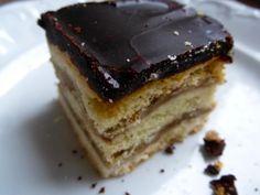 Gerbeaud Slices - Hungarian sweet stuff!