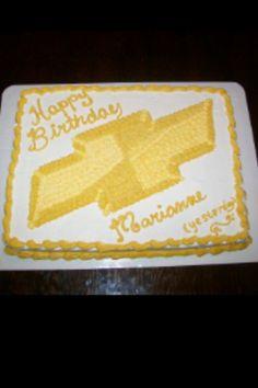 Chevy cake