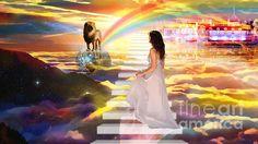 On Earth as it is in Heaven.                                                  '. DElorse  De VELDE