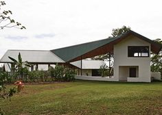 Costa Rica holiday home offers indoor and outdoor rooms