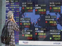 Asian shares slipped on Friday set for third weekly drop; dollar up