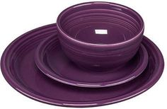 Mulberry, a deep purple, is the new color for the ever-popular Fiesta dinnerware line.