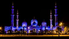 Megastructures - Sheikh Zayed Mosque Documentary National Geographic.