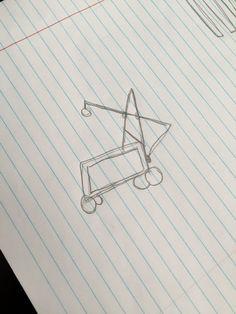Nous avons un sketch pour notre véhicule a bascule Science, Seesaw, Science Comics