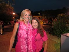 Bet Against Breast Cancer 2012. We provided bartenders for the event, benefiting Wings Cancer Foundation. #hueys