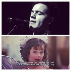 Ramin Karimloo. This is SO funny and true!