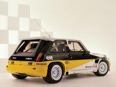 rainbow in your eyes | itsbrucemclaren:   Renault Maxi 5 Turbo Prototype...