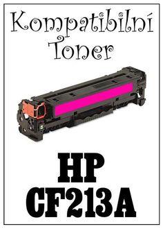 Kompatibilní toner HP CF213A / 131A za bezva cenu 959 Kč