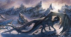 A blog for all different art forms depicting dragons! Occasional guest appearances from other...