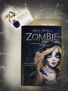 Once Upon a Zombie. – Billy Philips e Jenny Nissenson Zombie Princess, Fantasy Books, Love Reading, Bookstagram, Book Lovers, Books To Read, Fairy Tales, Room, Bedroom