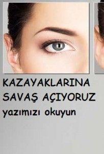 Göz altındaki ve göz kapaklarındaki cilt çok duyarlıdır. Piyasada satılan kozmetik ürünlerin çoğu cildin bu bölgelerini besleyeceğine kurutur, kimi de alerji yapar. Bu nedenle, bu bölgelere en sade, en doğal maddeleri kullanmak yerinde olur. Bunların içinde de bademyağını yeğlemeli. (Avokado yağı da olabilir.) Her iki yağda da cildin derinliklerine işleme özelliği var. Bu yağlar gece … Okumaya devam edin »