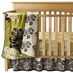 CoCaLo Couture Harlow 4pc Crib Bedding Set