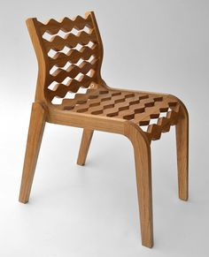 Get Out! Gap Chair by Carlos Ortega