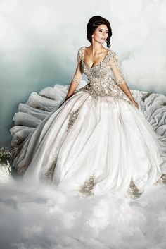Darsara Fashion | Wedding LookBook 2014 / Dar Sara