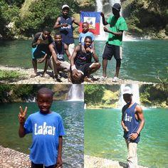 Lakaywear in Camp Perrin, Haiti