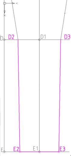 BASE PER PANTALONE ADERENTE – Su Misura e Senza difetti! Pants For Women, Wordpress, Petra, Fashion Design, Base, Patterns, Craft, Step By Step, Molde