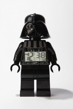 LEGO Darth Vader clock