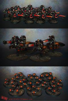 Necron Army More