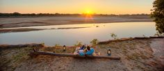Kick back and relax in Zambia with Norman Carr Safaris