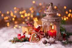 Merry Christmas ♥ - Photography Wallpaper ID 1897176 - Desktop Nexus Abstract Christmas Desktop, Christmas Cover, Christmas Scenes, Christmas Art, Christmas Aesthetic Wallpaper, Christmas Wallpaper, Christmas Candles, Christmas Decorations, Christmas Arrangements