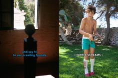 [ Siesta ] Kids Fashion editorial signé M/B. |