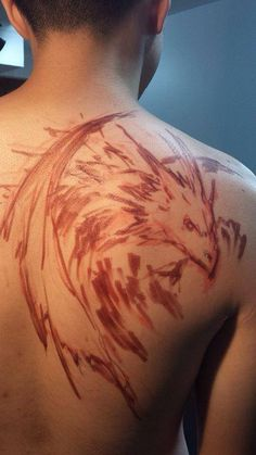 tattoo and dragon and watercolor - Pesquisa Google