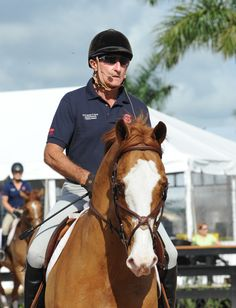 """""""A horse ridden to the aids is totally relaxed, with no drugs, no draw reins, and no gimmicks,"""" George Morris said on Day 5 of the George H. Morris Horsemastership Training Sessions."""