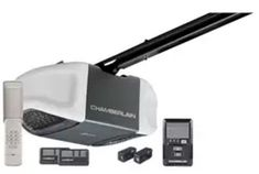 1. Chamberlain WD832KEV 1/2hp MYQ-Enabled Whisper Belt Drive Garage Door Opener Overhead Garage Door, Garage Door Styles, Best Garage Doors, Two Car Garage, Garage Door Opener Repair, Quiet Garage Door Opener, Home Depot, Chamberlain Garage Door Opener, Star Rating