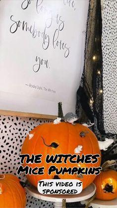 Disney Halloween Decorations, Thanksgiving Decorations, Thanksgiving Crafts, Holiday Crafts, Holiday Ideas, Fall Halloween, Halloween Crafts, Halloween Pumpkins, Halloween Ideas