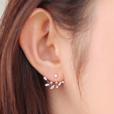 Lovely stud earrings to add a special touch to your autumn outfits! Like it? Get it for $2.99! Enjoy discount in this item during our Autumn sale until October 3th!