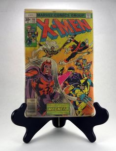 X-Men 104 - Vintage X-Men Comic Book - Bronze Age X-Men Comic