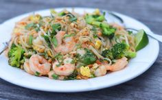 I love this Pad Thai recipe but full disclosure (so the recipe police don't come after me): it's not quiteauthentic. Fact is, it's difficult to find many ingredients for traditional Pad Thai – like dried shrimp, tamarind paste, and pickled white radishes – in most supermarkets. So, I make thisversion with ingredients from the Asian …