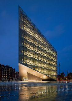 The Crystal by schmidt hammer lassen architects (DK)