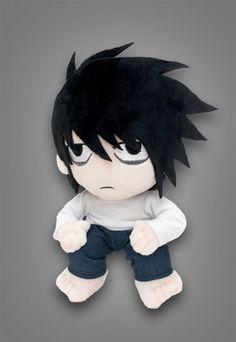 Death Note Plüschfigur L 25 cm