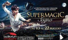 Claudia Grohovaz: SUPERMAGIC 2016  SOGNO -  Festival della Magia 13ª...