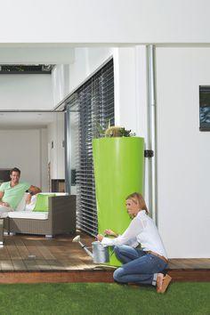 Nowoczesny zbiornik na wodę deszczową COLOR 350 została zaprojektowana w nowoczesnym nurcie oraz wyjątkowej kolorystyce. Zbiornik wyróżnia się gładką fakturą i błyszczącym kolorem. Jest wąski i sprawdzi się w każdym ogrodzie, na tarasie czy działce. To łatwy w instalacji pojemnik, wystarczy podpiąć go do rynny za pomocą rurki łączeniowej i poczekać, aż spadnie deszcz. Pojemność 350 litrów wystarczy na podlanie roślin w Twoim domu i ogrodzie. Design, Design Comics