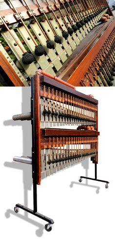 Theatre organ marimba section
