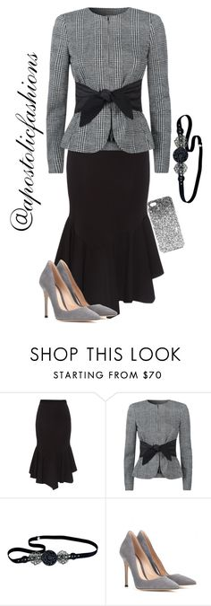 """Apostolic Fashions #1389"" by apostolicfashions on Polyvore featuring Givenchy, Armani Collezioni, Jane Tran, Gianvito Rossi and Topshop"