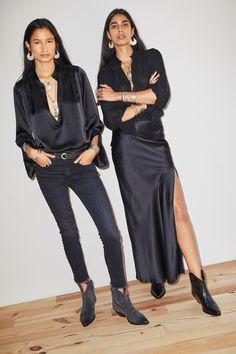 Nili Lotan Prêt-À-Porter Printemps-Été 2020 - tendances mode, beauté, mannequins et inspirations