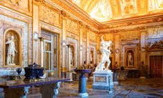 Should you visit the Galleria Borghese? This museum is one of Rome's must-sees! Find out the best tips for visiting this jewel in the heart of Rome. Must See Italy, Rome Catacombs, 3 Days In Rome, Rome Vacation, Vacation Ideas, Filippo Brunelleschi, Arch Of Constantine, Rome Art, Rome